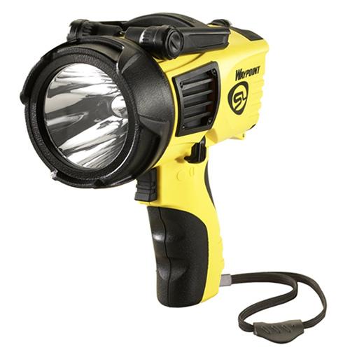 STREAMLIGHT(ストリームライト) ウェイポイント イエロー WSL44900 【LEDライト 懐中電灯 プロ用LEDライト ハンドガンタイプ ウェイポイント ブラック ストリームライト streamlight stream light】【おしゃれ おすすめ】[CB99]