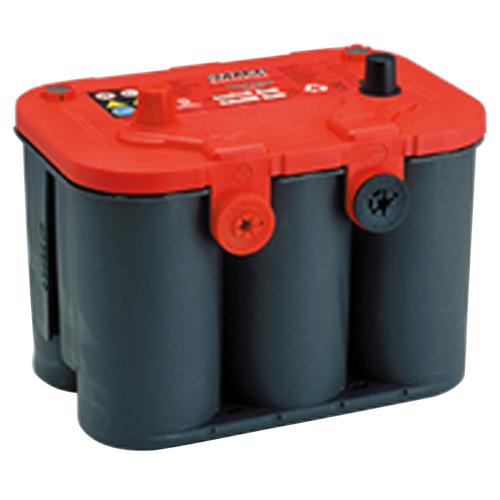 オプティマ[OPTIMA] Red Top U-4.2 R/サイド [8004-250] 23060006 【オプティマ バッテリー レッドトップ 自動車 プレジャーボート カーオディオ 農機、産業用機械 用 電源】【おしゃれ おすすめ】[CB99]