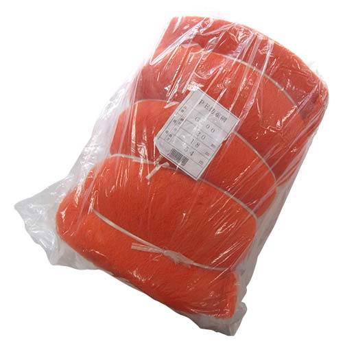 東京戸張 PE防鳥網 20mm角 18.0m×54.0m [オレンジ色/400D] G300 500514 [カラー:オレンジ]