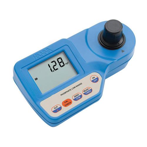 ハンナ ポータブル吸光光度計/リン酸塩(リン酸イオン)(HR) HI96717 【ハンナ HANNA 計測機器 測定器 電極 用 用品】【おしゃれ おすすめ】 [CB99]