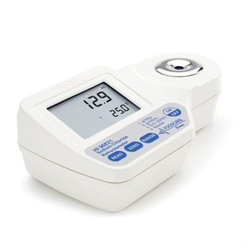 ハンナ デジタル塩分計[食塩用] HI96821 【ハンナ HANNA 計測機器 測定器 電極 用 用品】【おしゃれ おすすめ】 [CB99]