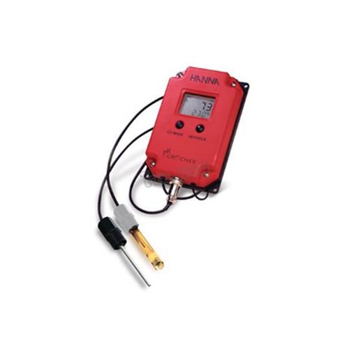 ハンナ 壁掛け式pH指示計 HI991401 【ハンナ HANNA ph計測器 計測機器 測定器 電極 ph計 用 用品】【おしゃれ おすすめ】 [CB99]