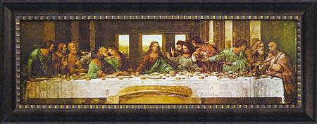 絵画 インテリア レオナルドダヴィンチ・最後の晩餐(絵画・複製画)