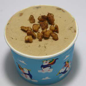 ジェラート専門店のおいしいカップアイス カップアイス アイスクリーム ジェラート メイプルウオールナッツ アイスクリームの中からいろんなナッツのお楽しみ 古きよきアメリカの郷愁 魁ジェラートアイスクリーム