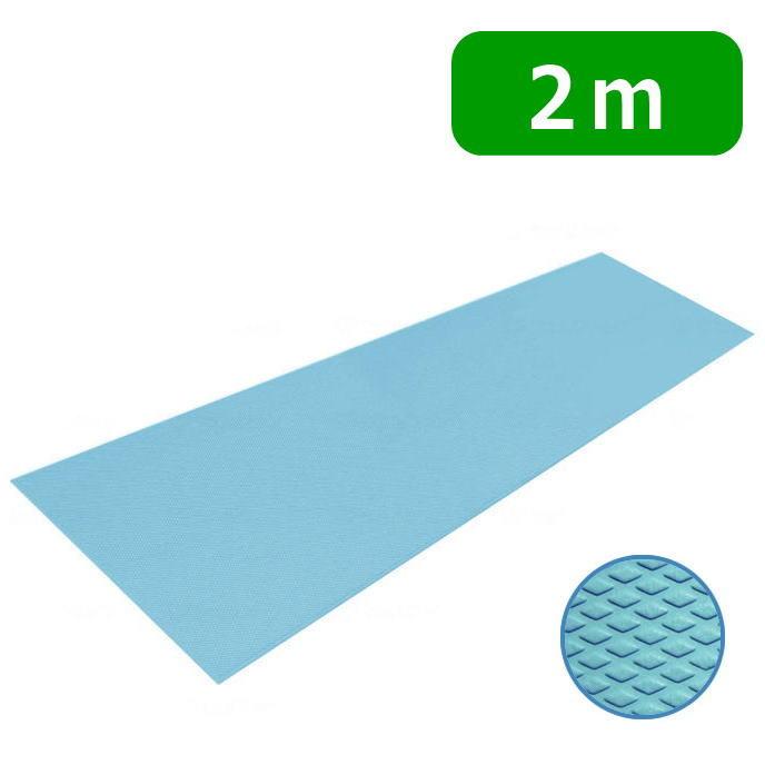 シンエイテクノ  ロングサイズのすべり止めマット「ダイヤロングマット」 幅50cmの打尺すべり止めマット 2m SL 2.0 送料無料 入浴 滑らない 浴槽 浴室 バスマット おふろマット 介護