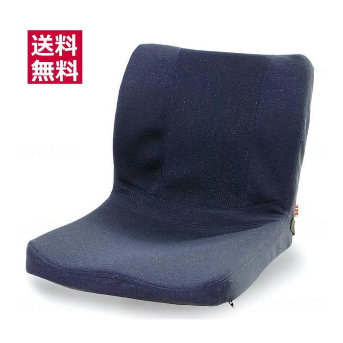 【車いす用クッション】モールドシート 紺 PAS-MSW-002 ピーエーエス 【送料無料】