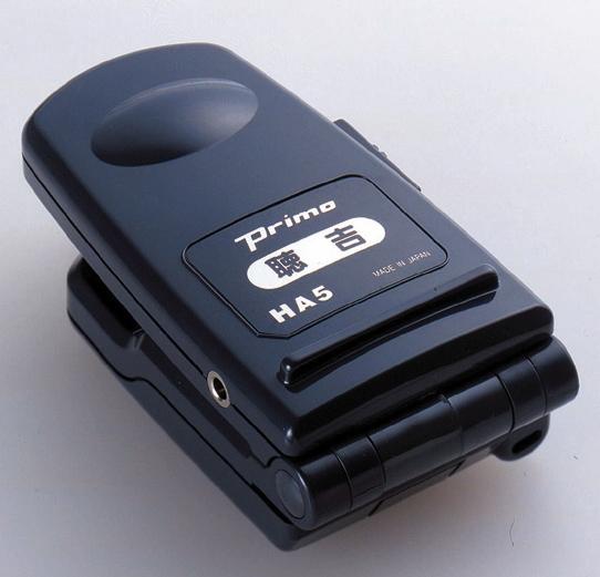 聴吉 HA-5 ブラック 折りたたみ式 (プリモ販売 ) 【送料無料】
