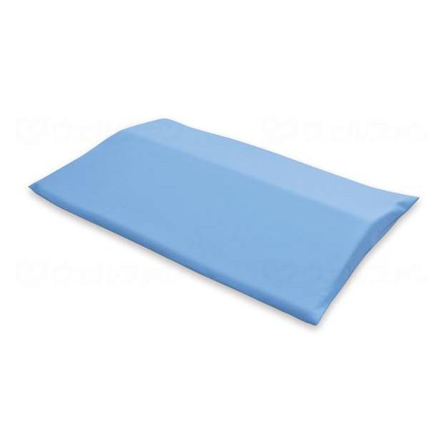 【体圧分散用品】ヴィスコフロート メディカルピロー 腰枕 GALAX完全防水カバー 【送料無料】