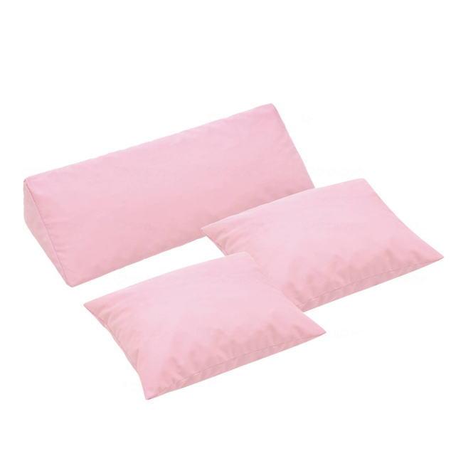 【床ずれ予防用品】サポタイト 側臥位セット(CK-433) ケープ 三角枕×1・標準枕×2のセット【送料無料】