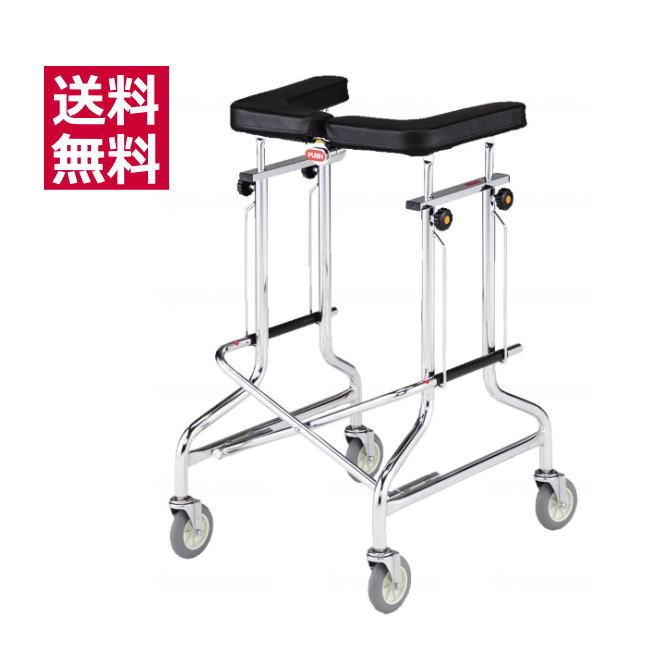 【非課税】室内用歩行車 アルコー1S型 (100415) 星光医療器製作所 折りたたみ可能 【送料無料】