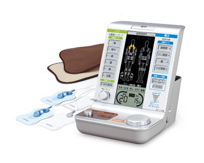 【新品・正規品】【送料無料・代引手数料無料】オムロン 電気治療器 HV-F5200