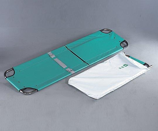 【送料無料】【直送の為、代引き不可】ナビス 分離型担架 MT-31・保管カバー付 5.5kg 0-9545-01