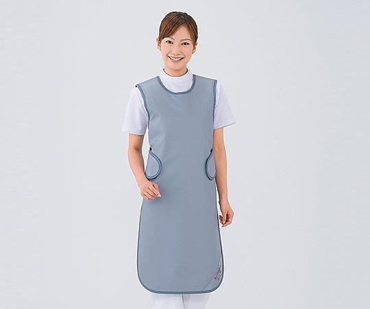 【送料無料】ナビス X線防護衣(ソフライト) L グレー 8-7456-06