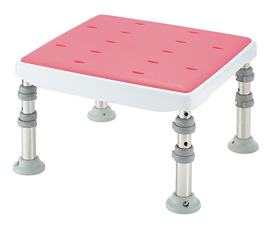 【送料無料】リッチェル 浴そう台高さ調節付 (コンパクト) やわらか ピンク 7-1844-01