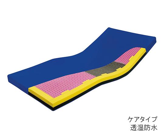 【送料無料】【直送の為、代引き不可】日本ジェル ピタ・マットレス ケアタイプニット 幅910mm 7-2248-06