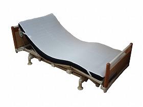 ドリームエアーパッド110 OS-113(91cm幅) オーシン【床ずれ防止パッド・体圧分散パット・ベッドパッド・介護マット・介護ベッドパッド】