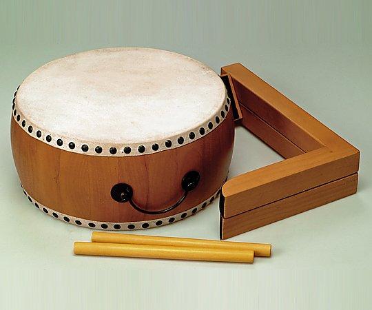 【送料無料】【直送の為、代引き不可】ナビス  楽器 (和太鼓(1セット)) NK10 8-2617-04【リハビリ・レクリエーション・和太鼓】