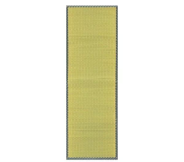 イケヒコ 畳ヨガ&畳ストレッチマット NAGI c.u.s.a 5-4 約60×180cm【ヨガマット・ストレッチ・yoga・リラックス・い草・畳】