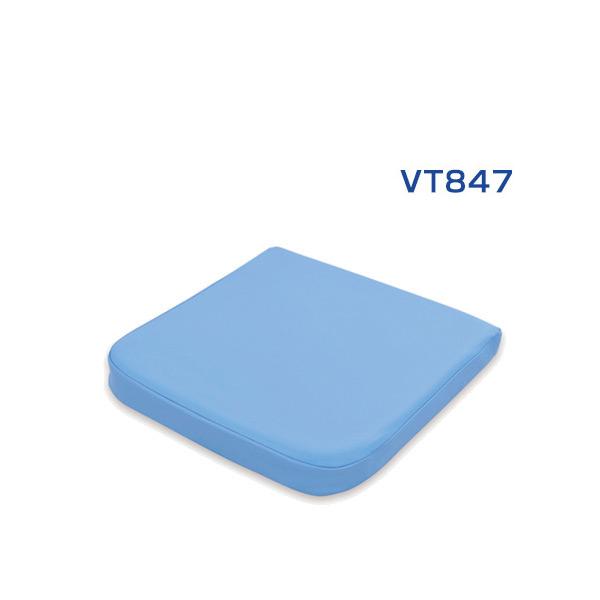 【送料無料】ヴィスコフロート メディカル シートクッション VT847【医療・介護・施設・制菌加工・撥水・耐熱性・高強度タイプ・クッション】