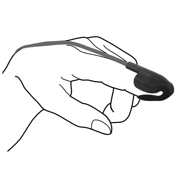 【送料無料】I型フレックスセンサー 60cm LUKLA用 ユビックス【長時間モニタリング用センサー】【ルクラ】【プローブ・医療・介護・施設・自宅・病院】