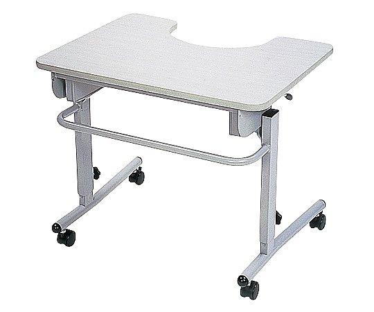 【送料無料】日進医療器 ライフケアテーブル TY506 0-3924-01【看護・医療・介護・病室・居室備品・ベッド・ベッドテーブル・床頭台・ライフケアテーブル】