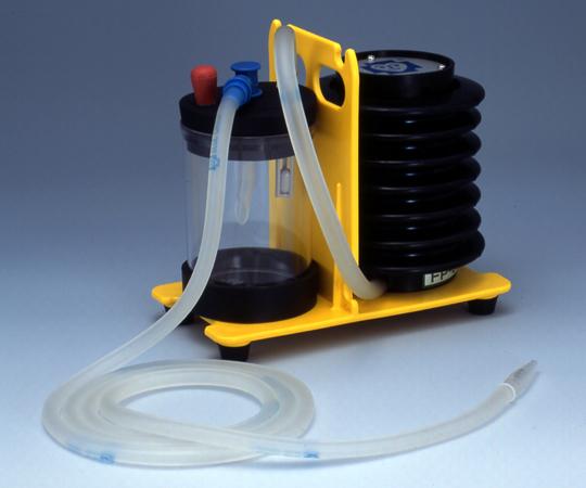 【送料無料】ナビス 足踏式吸引器 FP-300(成人用) 0-291-01【看護・医療・介護診察・処置用品吸入・吸引吸引器】