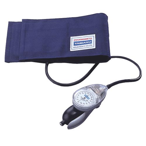 【送料無料】アネロイド血圧計(ワンハンド型)  23-2353-00【医療・介護用品・医療・救急・衛生用品・血圧計】