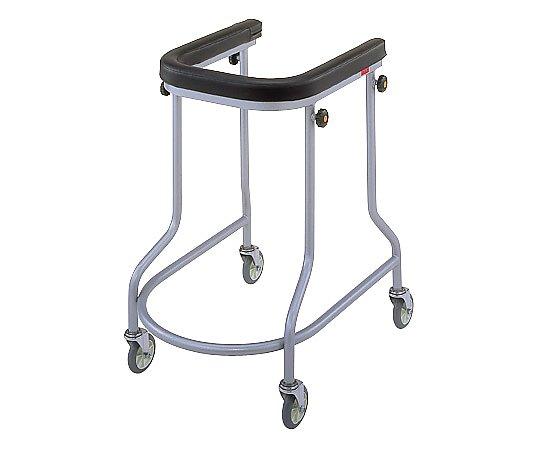 【送料無料】【直送の為、代引き不可】アルコー 歩行補助器 (アルコー3型) 445×705×620~770mm 0-513-22【看護・医療・介護・介護用品・車椅子・歩行補助・歩行器・歩行補助器】