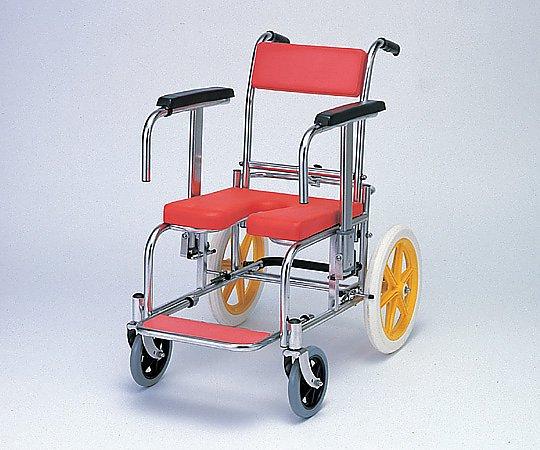【送料無料】【直送の為、代引き不可】カワムラサイクル 入浴椅子 レッド 0-6663-01【看護・医療・介護・介護用品・清拭・入浴用品・シャワー椅子・入浴椅子】