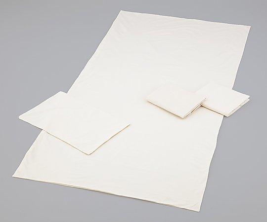 ナビス ダニ防止用カバー(有機高密度織/敷き布団カバー) 8-3746-02