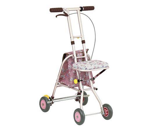 【送料無料】幸和製作所 プチカ フラワーピンク 7-2296-01【車いす用クッション・車椅子用クッション・車いす専用クッション】
