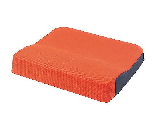 【送料無料】モルテン 車椅子クッション(シーポス) オレンジ  0-7345-02【車いす用クッション・車椅子用クッション・車いす専用クッション】