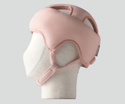 【送料無料】特殊衣料 保護帽(アボネットガードA メッシュ) L ピンク 8-6558-02【衝撃吸収・通気性・弾力性・介護・医療・看護用機器】