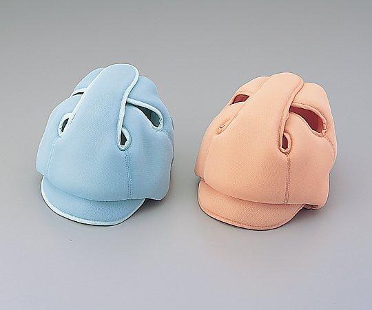 【送料無料】ナビス 保護帽[アボネットガードメッシュC] 幼児サイズ 2034・ブルー 8-9351-02【衝撃吸収・通気性・弾力性・医療・看護用機器】