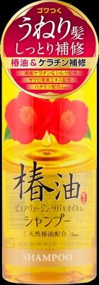 【送料無料】ピュアヴァージン ツバキオイル リペアモイストシャンプーT 300ml×36個セット (4936201101368)