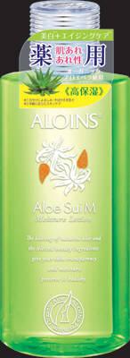 【送料無料】アロインス 薬用アロエ水 モイストローション 200ml×36個セット (4956962110782)