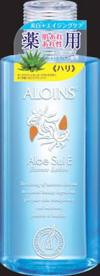 【送料無料】アロインス 薬用アロエ水 エッセンスローション 200ml×36個セット (4956962110799)