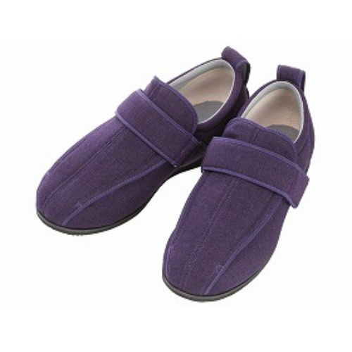 徳武産業 ケアフル 7E紫 L