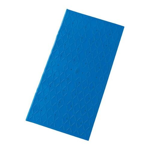 アロン化成 吸着すべり止めマット ブルー M