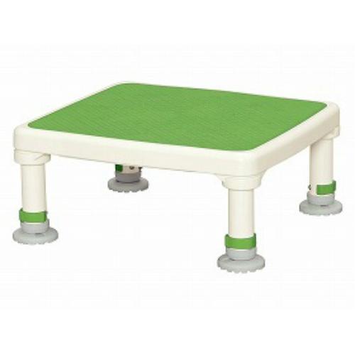アロン化成 アルミ製浴槽台ジャストグリーン 15-25