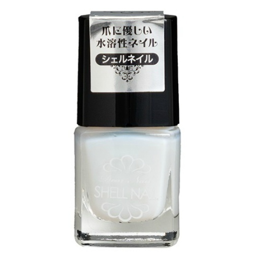【送料無料】 SHELL NAIL シェルネイル 爪に優しい水溶性ネイル 5ml×72個セット (4582400839016)