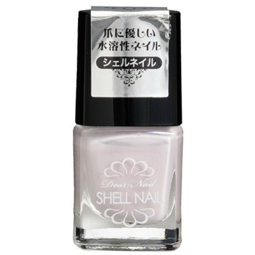 【送料無料】 SHELL NAIL シェルネイル SN-3 爪に優しい水溶性ネイル 5ml×72個セット (4582400839047)