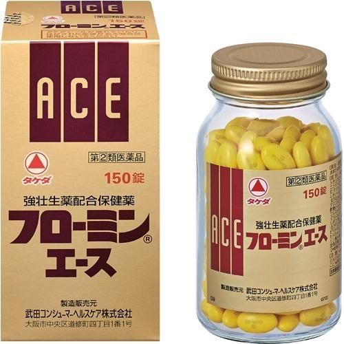 【送料無料】【第(2)類医薬品】 フローミンエース 150錠