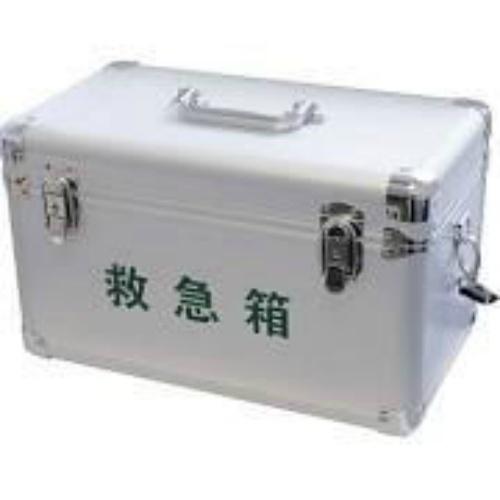 【送料無料】リーダー 防災用救急セット20人用 アルミ製