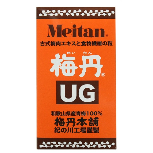 【送料無料】梅丹本舗 梅丹 UG 180g