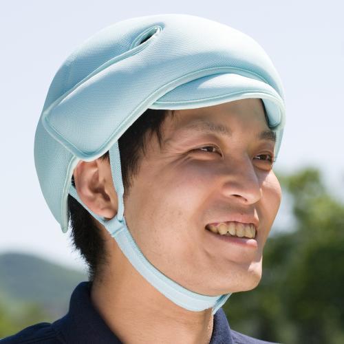 特殊衣料 保護帽 アボネットガード メッシュ(2033) Dタイプ 側頭部衝撃吸収重視型 カラー4色 サイズ56-62cm