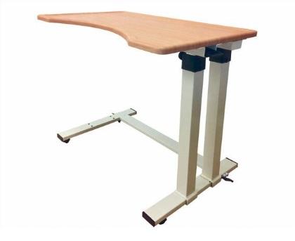 睦三 ベッドサイドテーブル KL2 板バネタイプ No.732 ※FL-II(ガス圧シリンダータイプ)の後継品です