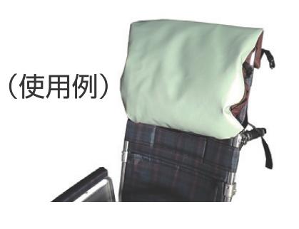 【車椅子付属品】 頭頸部クッション(VF-FIT) 480×500×90~170 甲南医療器研究所
