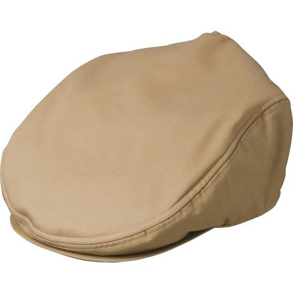 おでかけヘッドガード(ハンチングタイプ)保護帽 / KM-1000H L ベージュ