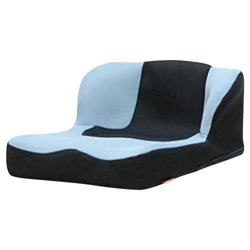 座位保持クッション LAPS(ラップス) / TC-L01-LB ライトブルー